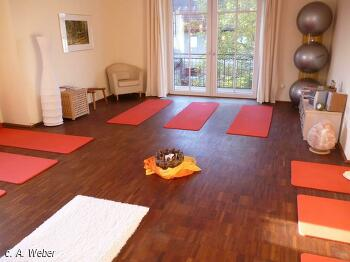 Luna Yoga für Paare
